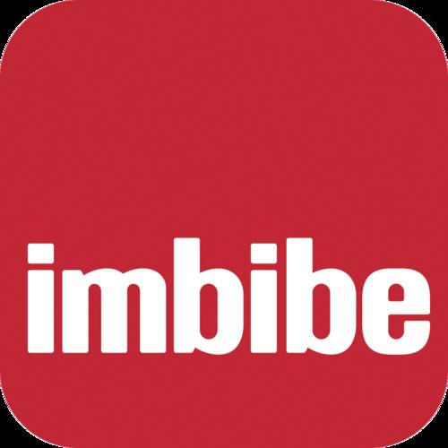 Imbibe Magazine logo