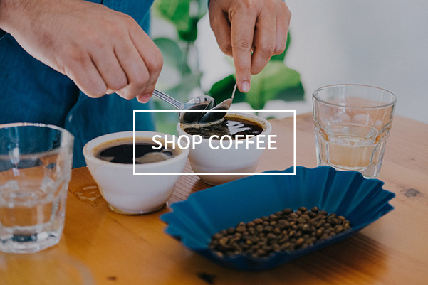 Shop fresh roasted coffee, retail and wholesale quantities, with free shipping on all orders